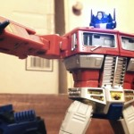 Harris Loureiro – Transformers Stop Motion Magnificence