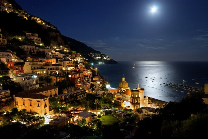 Amalfi Coast at Night (6)