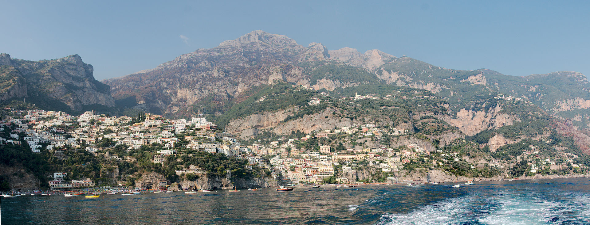 Positano_from_seaside