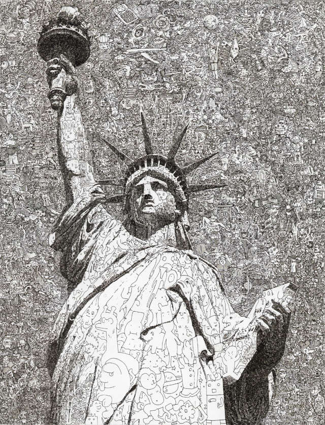 Statue of Liberty - Sagaki, Keita