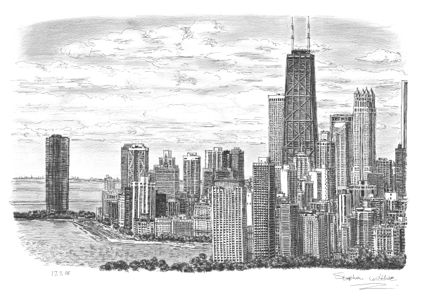 Stephen Wiltshire 4 - Chicago