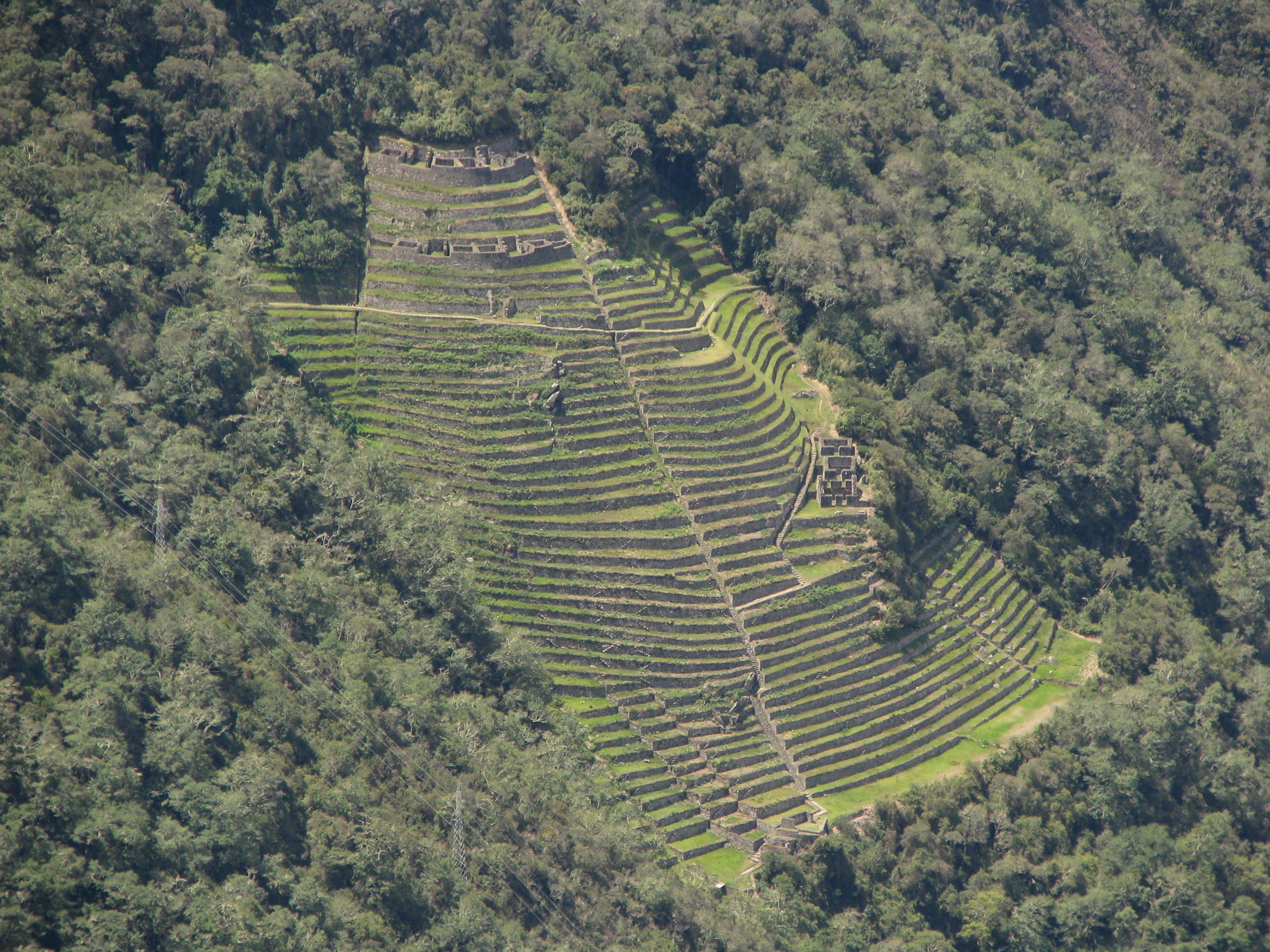 Terrace Farming, Inca Civilization