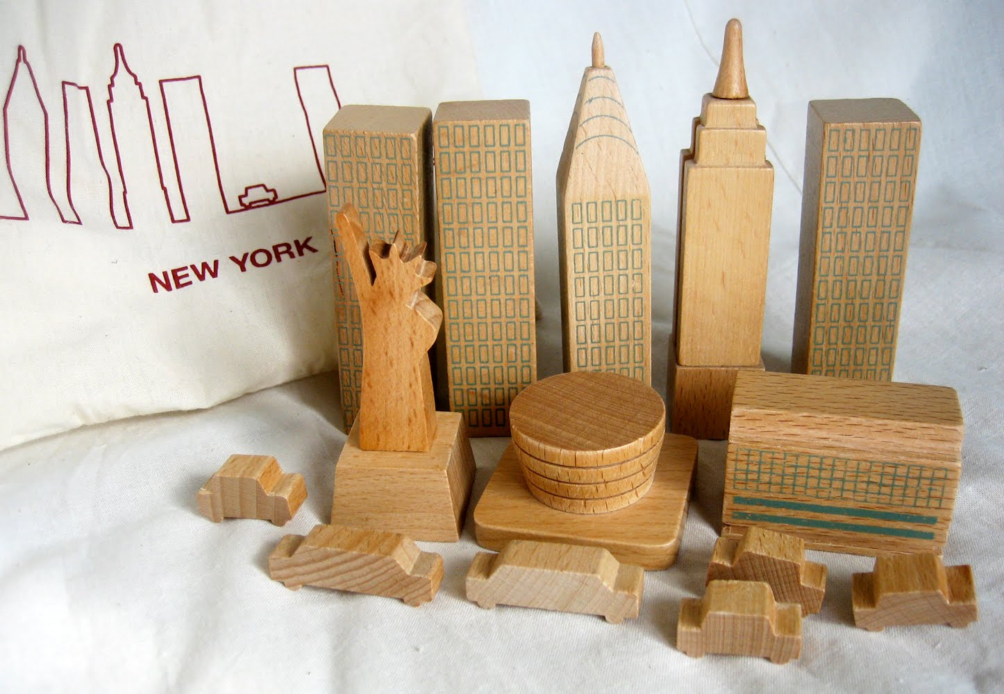 new york blocks